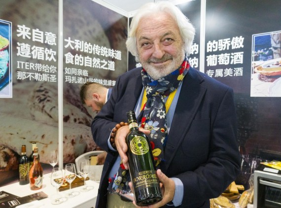 Italian winemakers are looking to China for growth